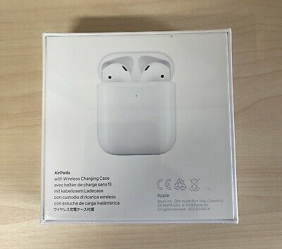 $ CDN229 • Buy Apple AirPods 2nd Generation With Wireless Charging Case - WARRANTY - BRAND NEW