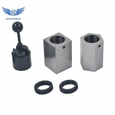 $ CDN59.05 • Buy NEW 5c Collet Block Set- Square, Hex, Rings & Collet Closer Holder