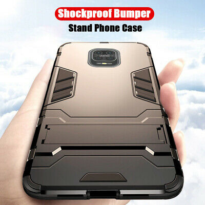 $0.99 • Buy Shockproof Armor Stand Rugged Case Cover For Xiaomi Redmi Note 9 Pro 9S 8T 8A 7A