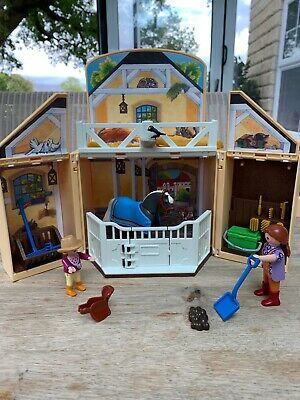 Playmobil Horse Stable • 6.10£