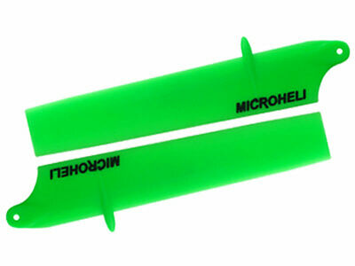 Bullet Plastic Main Blade 85mm (GREEN) - BLADE NANO CPX/S/S2 (MH-NCPX303GR) • 8.79£