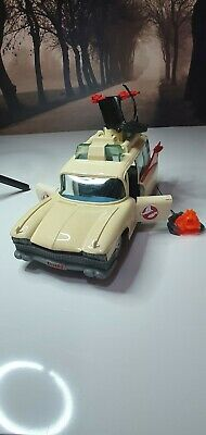 Vintage Kenner Ghostbusters  Ecto 1.   Complete ~Seat,Working Winch, + Ghost • 50£