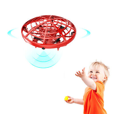 $0.99 • Buy Mini Drone Quad Induction Levitation UFO LED Light Toy For Kids New Gift For Kid