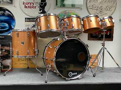 $1750 • Buy 1975 Sonor Phonic 100th Anniversary Drums In Metallic Copper 14x22 16x16 10x14 9