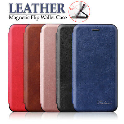 $ CDN7.28 • Buy For Samsung S10 Lite S10E S9 S8 Plus Magnetic Leather Wallet Case Stand Cover