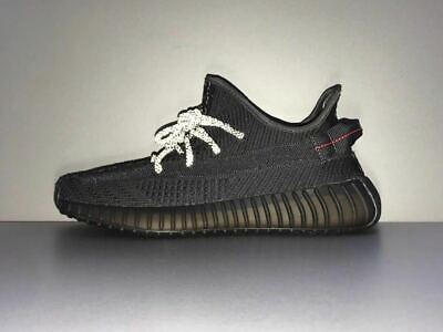 AU305 • Buy Adidas Yeezy Boost 350 V2 Static 3M Running Trainers Shoes - Black