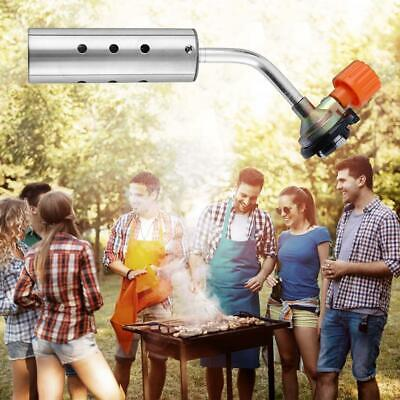 AU11.18 • Buy Outdoor Camping BBQ Flamethrower Burner Gas Blow Torch Ignition Tool