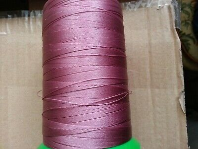 £3.36 • Buy 50mtrs  Whipping Thread Nylon Extra Strong  RED WINE BUY 2 GET ANOTHER FREE.