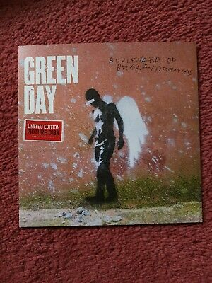 Green Day - Boulevard Of Broken Dreams 7  Vinyl Picture Disc Single, Limited Ed  • 20£