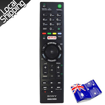 AU22 • Buy Replacement SONY BRAVIA TV NETFLIX Universal Remote Control LCD LED Series