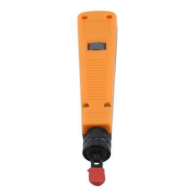 Practical Cable Stripper For Telecom Wire Stripping Punch Down Tool  Y2 • 5.26£
