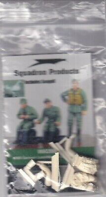 1/35 Scale Resin Military Figure - WWII German Land-Wasser-Schlepper Figure X 1 • 1.20£