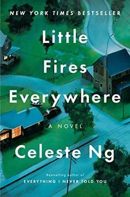$2 • Buy Little Fires Everywhere By Celeste Ng (2017, Hardcover)