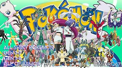 $20.50 • Buy POKEMON HOME - ALL 900+ Gen 1-7, Contact Me For Gen 1-8 & Isle Of Armor