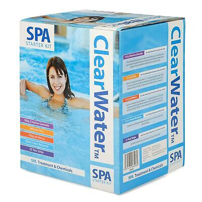 £25.39 • Buy Pool & Lay-Z-Spa Treatment, Chemicals Starter Kit Set Swimming Pool