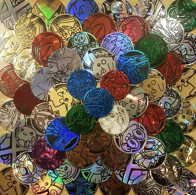 AU3.95 • Buy Assorted Official Pokemon TCG Coins ** Pick From List **