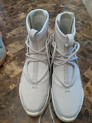$400 • Buy Nike Air Fear Of Gods 1 White Sail Size 10  Pre-owned Condition 9/10 Without Box