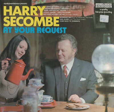 Harry Secombe – At Your Request  • 1£