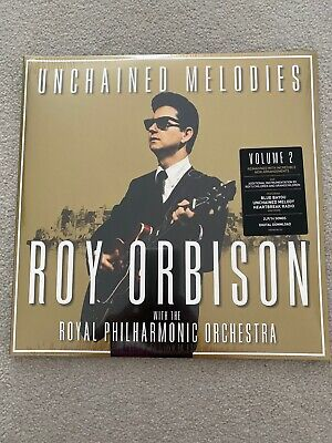 $5.70 • Buy Roy Orbison Unchained Melodies Vol 2 Vinyl With Royal Philharmonic
