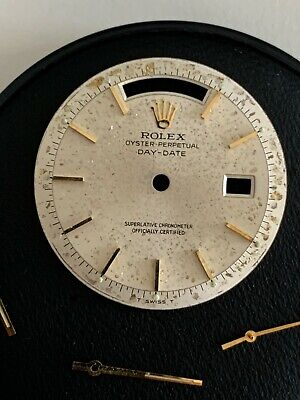 $ CDN1050.27 • Buy Rolex 1803 Day Date Dial For Vintage President Watch 1970s With Hands For Parts
