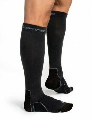 Skins Recovery Compression Socks Graphite B59039934 • 13.33£