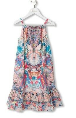 AU59.90 • Buy Brand New With Tags Kids Size 10 Camilla Dress Rrp $200.00