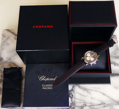 GENUINE CHOPARD MILLE MIGLIA 2018 RACE EDITION 168589-3006 42mm AUTOMATIC Watch • 3,049.29£