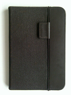 Amazon Kindle Keyboard Brown Leather Lighted Cover Case • 17.99£