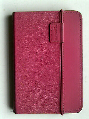 Amazon Kindle Keyboard Pink Leather Lighted Cover Case • 17.99£