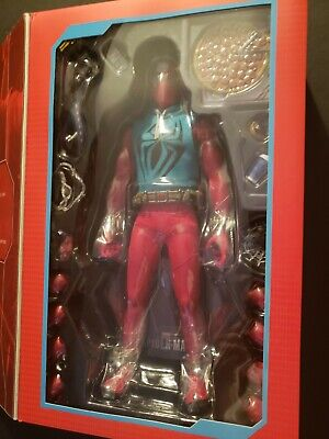 $240.20 • Buy SPIDERMAN - Scarlet Spider Suit 1/6th Exclusive Action Figure VGM34 (Hot Toys)