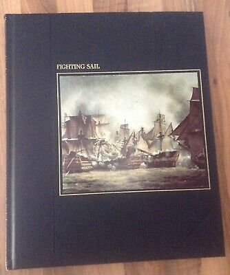 'FIGHTING SAIL' From Time-Life Books Series: The Seafarers  • 8.99£