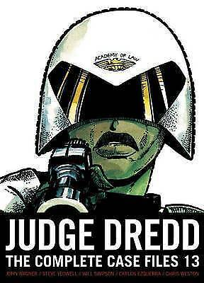Judge Dredd: The Complete Case Files 13 (13), Good Books • 19.19£