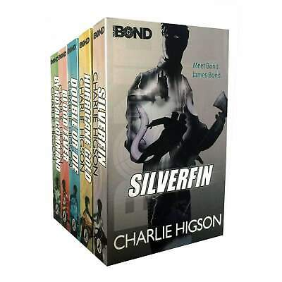 £16.20 • Buy Young Bond 5 Book Set Series Collection By Charlie Higson NEW