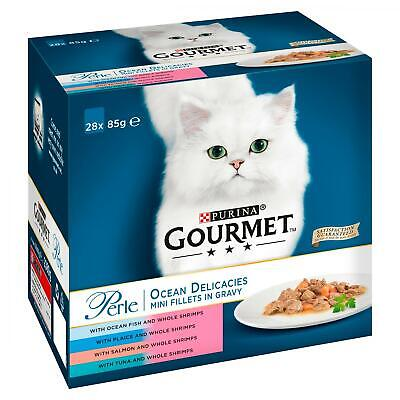Gourmet Perle Mixed Selection Cat Food Large Pack   Cats • 17.03£