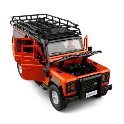 1:32 Scale Land Rover Defender Diecast Model Car Toy Collection Light&Sound Gift • 14.99£