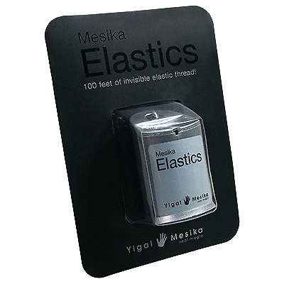 Mesika Elastics By Yigal Mesika (Invisible Thread For Magic) • 25.52£