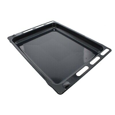 £15.45 • Buy Cooker Oven Enamel Baking Tray Grill Drip Pan 47.5cm X 36.5cm For  INDESIT