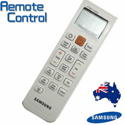 AU18.50 • Buy Genuine SAMSUNG Air Conditioner Remote Control Universal New Replacement