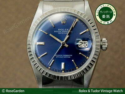 $ CDN7260.41 • Buy Rolex Oyster Perpetual Datejust Ref.1603 Vintage Cal.1570 Automatic Mens Watch