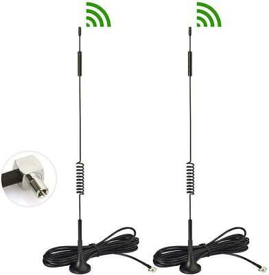 AU11 • Buy 2pcs For HUAWEI B818 B818-263 Router 4G 3G LTE TS9 ANTENNA 3m External Magnetic