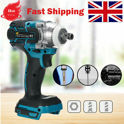 Replace For MAKITA DTW285Z 18V Cordless Brushless Impact Wrench 1/2  Driver Only • 27.69£