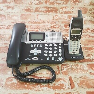 $ CDN105.44 • Buy AT&T EP5962 2-Line Office Telephone Answering System COMPLETE Base & Cordless Se