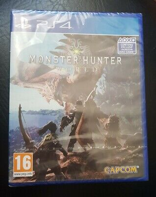 AU31.24 • Buy Monster Hunter World Ps4