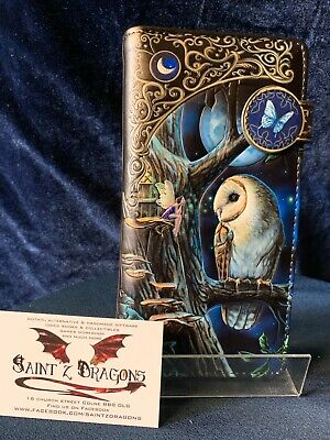 Gothic Luxury Owl Purse Lisa Parker Anne Stokes • 19.99£