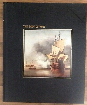 'THE MEN-OF-WAR' From Time-Life Books Series: The Seafarers  • 8.99£