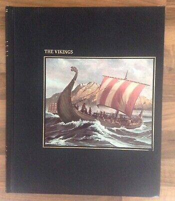 'THE VIKINGS' From Time-Life Books Series: The Seafarers  • 8.99£