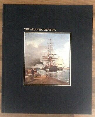 'THE ATLANTIC CROSSING' From Time-Life Books Series: The Seafarers  • 8.99£