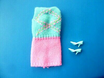 $ CDN44.99 • Buy Vintage Barbie Knit Hit #1804 (1968) Exc & Complete