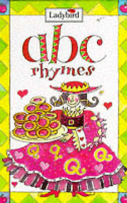 ABC Rhymes By LADYBIRD BOOKS Ltd Illus. Margaret Chamberlain VERY GOOD • 2.48£