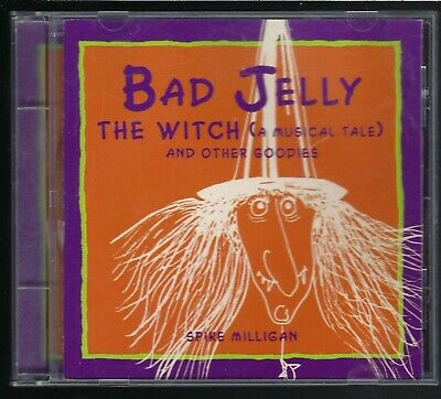 Spike Milligan Bad Jelly The Witch Audio CD  • 8.16£
